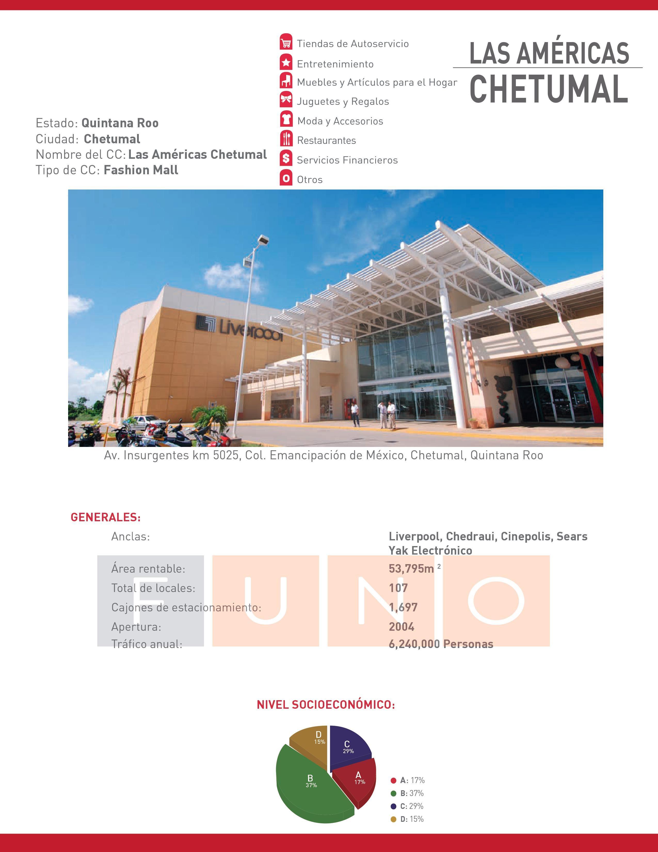 Co-Brochure Las Américas Chetumal (1)