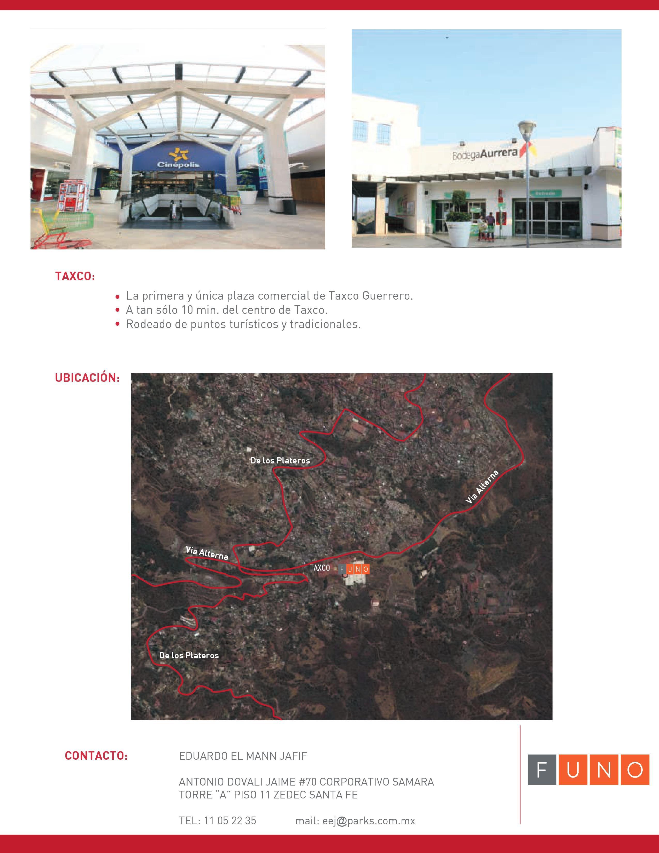 Co-Brochure Las Américas Taxco (2)