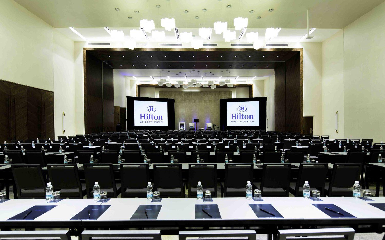 H-Hilton Mexico City Santa Fe (10)