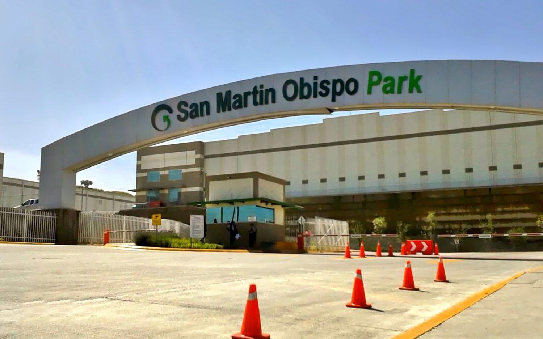 I-CEDIS San Martín Obispo Park I (1)