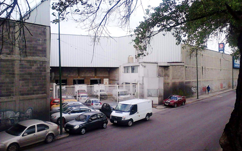I-CEDIS Vallejo 2000