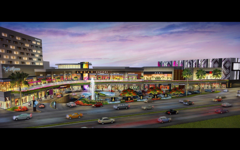 Mall-Ambar Fashion Mall (1)